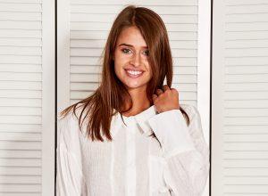 Koszule damskie białe