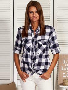 luźne koszule damskie