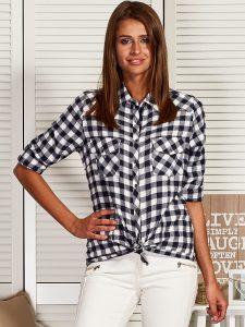 Koszule damskie z krótkim rękawem