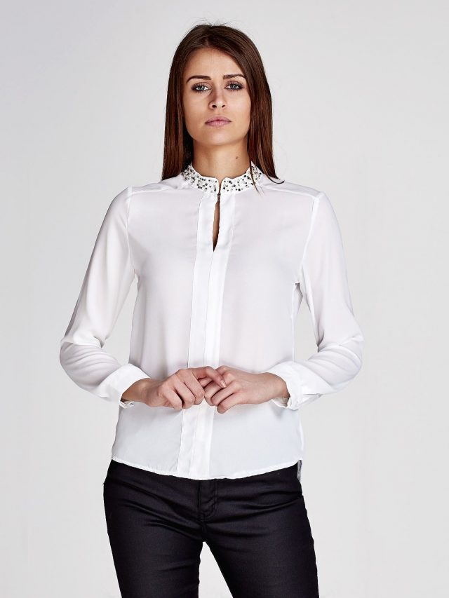 Koszula nie musi być tylko biała