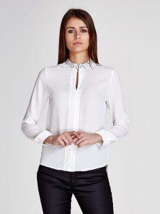 Eleganckie koszule damskie do biura